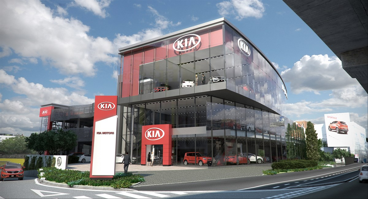 Motor retail hp Kia motor dealers